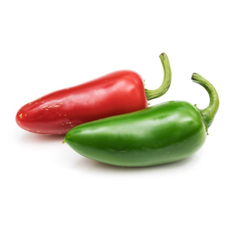 Jalapeño Peppers – 6 Count
