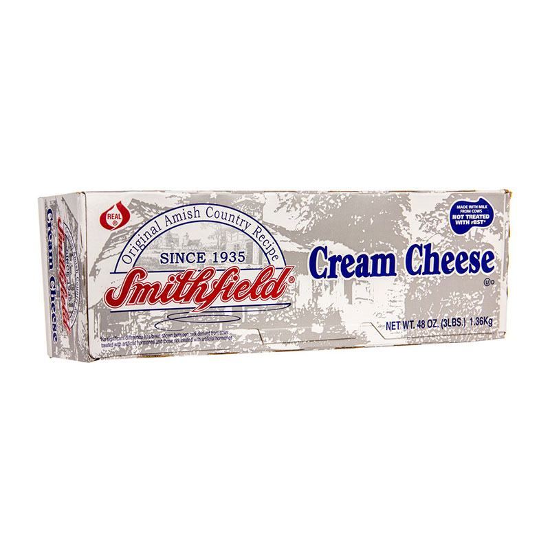 Smithfield Cream Cheese – 3lb