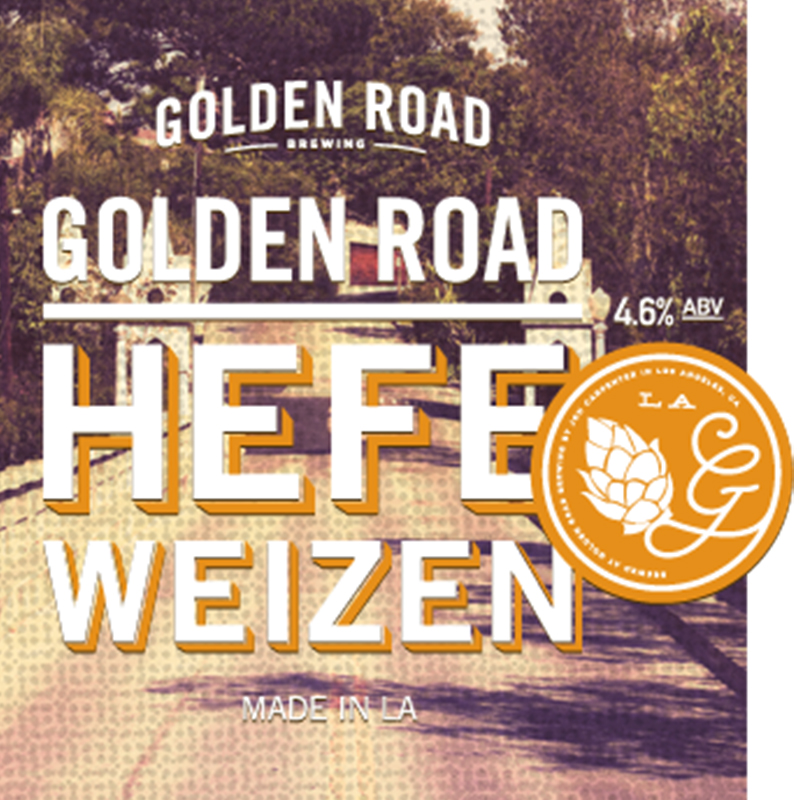 Golden Road Hef
