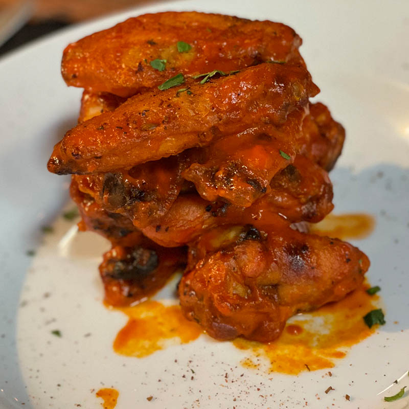 Spicy Wildebeest Wings