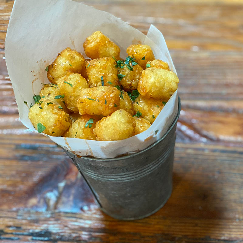 House Tater Tots