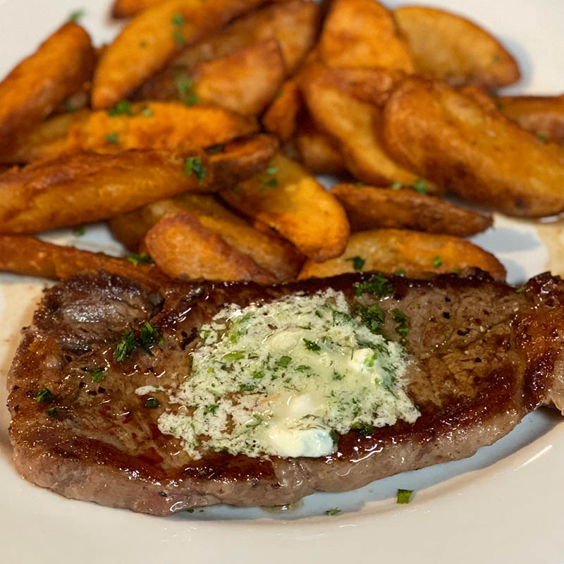 New York Steak & Fries*