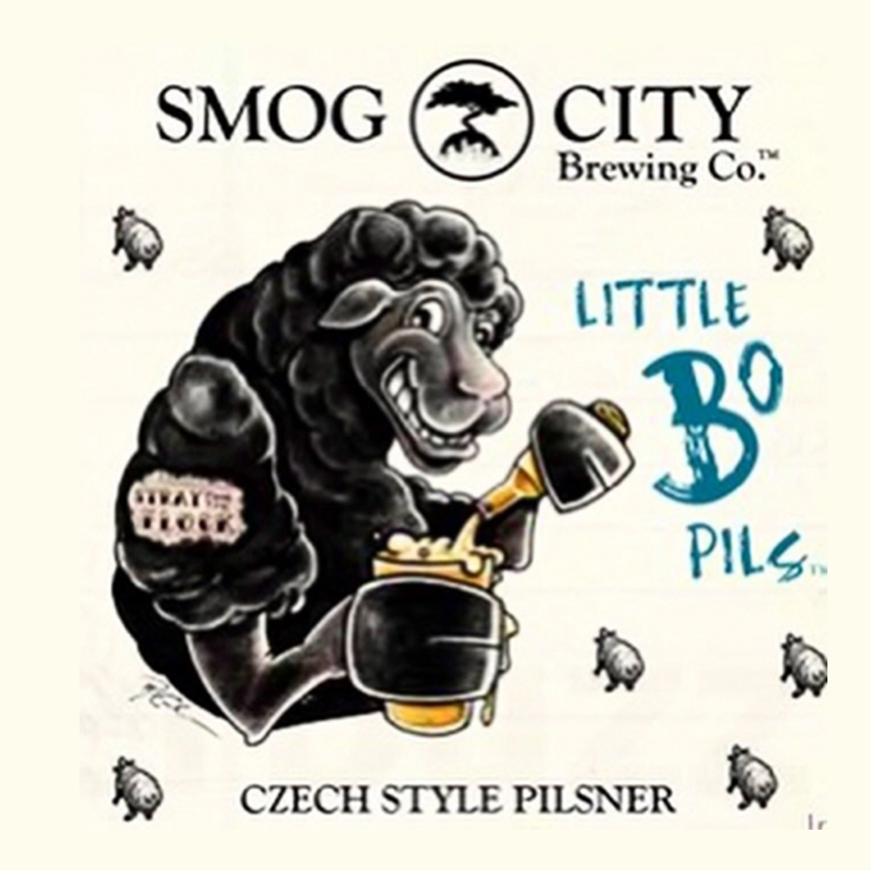 Smog City Little Bo Pils